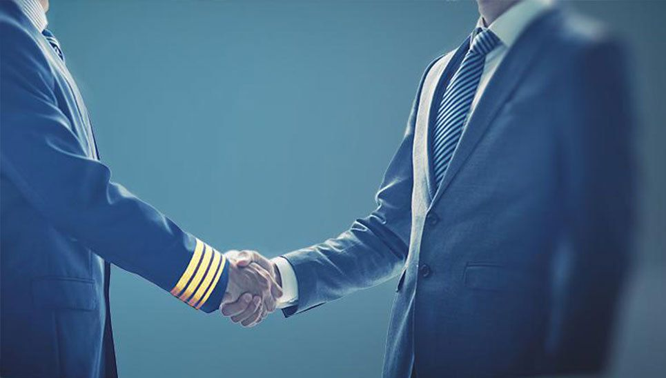 how to succeed in your aviation job interview