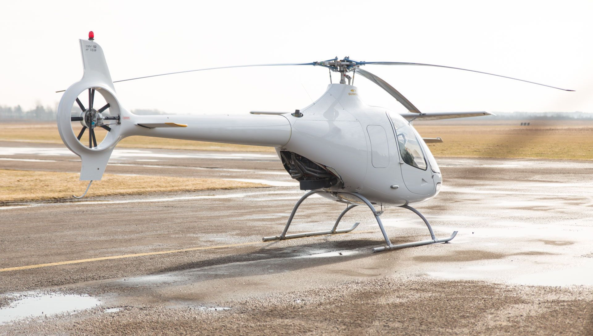 how to become a helicopter pilot in ontario