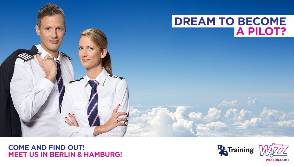 Wizz Air Career Day - BAA Training