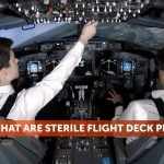 What-Are-the-Sterile-Flight-Deck-Procedures