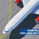 Did You Know How Pilots Follow the Lines On the Ground?